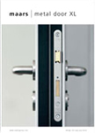 Maars metal door XL
