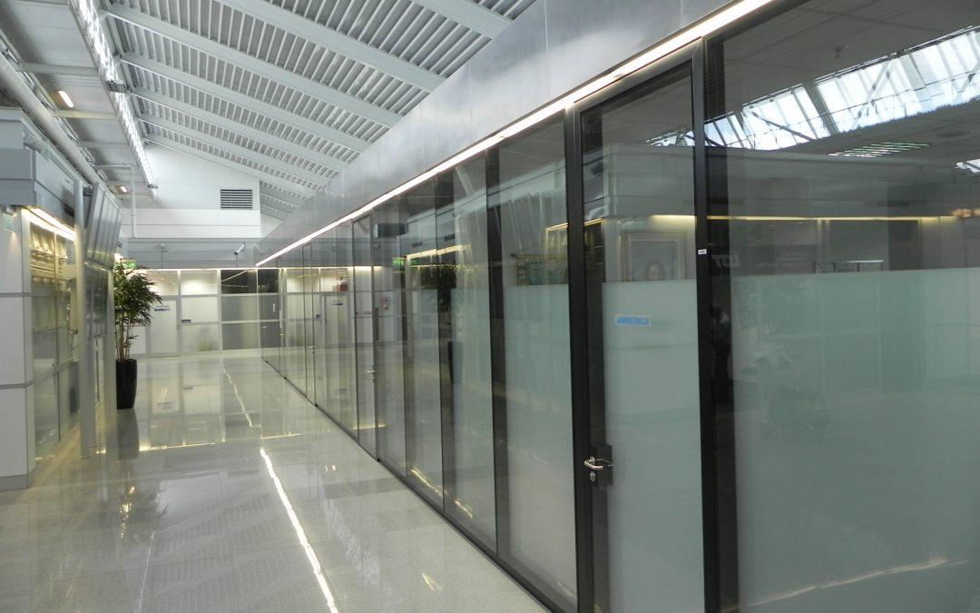 Lotnisko jak wizytówka Glassline