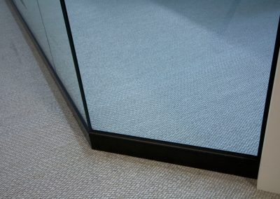 Glassline - systemy ścian