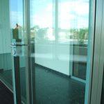 Drzwi szklane XL