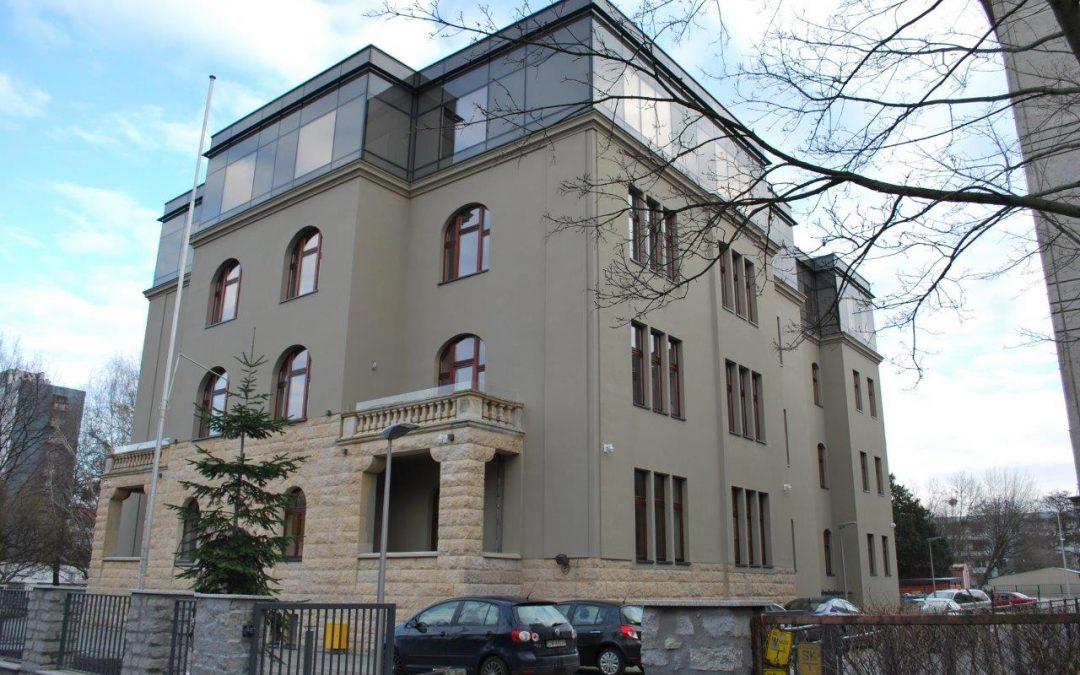 Zakończyliśmy montaż ścianek EI30 i EI60 dla GDDKiA we Wrocławiu.